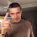 Antonio Banderas en el especial de Navidad de 'Callejeros'