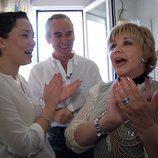 La familia de Karina al completo en 'Callejeros'