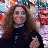 Lolita, de compras navideñas en 'Callejeros'