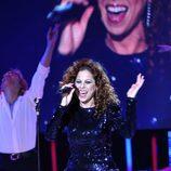 La eurovisiva Pastora Soler en 'La noche en paz'