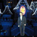 Bustamante desde Disneyland París en 'La noche en paz'