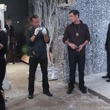 El equipo de 'CSI: NY' en plena investigación