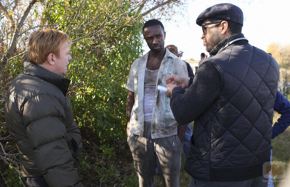 Horatio y su equipo interrogan a los testigos en 'CSI: Miami'