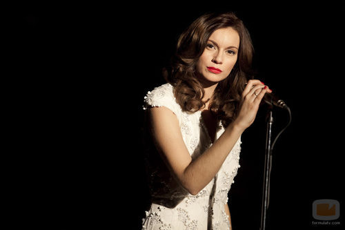 Actuación de la cantante en 'Rocío Ducal, volver a verte'