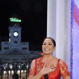 Isabel Pantoja se arranca a cantar en las Campanadas