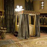 Dormitorio de palacio de la serie 'Toledo'