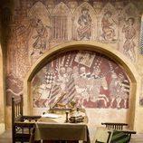 Despacho de Rodrigo en la Corte de 'Toledo'