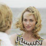 Amber Valletta en la serie 'Revenge'
