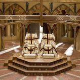 La sala del trono de 'Toledo' de Antena 3