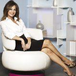 Ana Rosa Quintana posa en el séptimo aniversario de 'El programa de Ana Rosa'