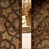 La puerta más grande del decorado de 'Toledo'