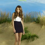 Ashley Madekwe en la serie 'Revenge'