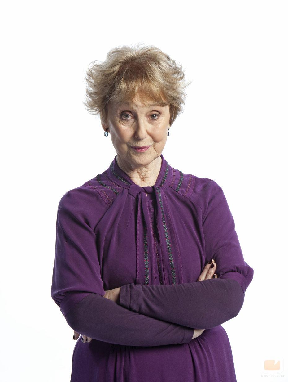 La señora Hudson en 'Sherlock'