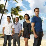Elenco protagonista de 'Hawai 5.0'