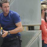 El policía Alex O'Loughlin en 'Hawai 5.0'