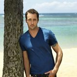 El actor Alex O'Loughlin en 'Hawai 5.0'