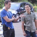 O'Loughlin y Dae Kim interrogan en Hawai 5.0'
