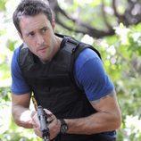 El agente Steve Garrett de la serie 'Hawai 5.0'
