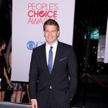 David Boreanaz en los People's Choice 2012