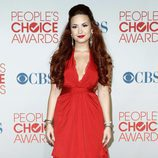 Demi Lovato en los People's Choice 2012