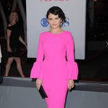 La actriz Ginnifer Goodwin, de Big Love, en los People's Choice 2012