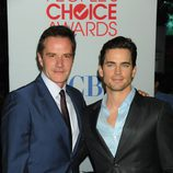 Matthew Bomer y Tim DeKay en los People's Choice Awards 2012