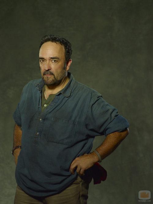 Daniel Zacapa en 'The River'