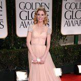 Julie Bowen en los Globos de Oro 2012