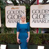 Kelly Osbourne en los Globos de Oro 2012