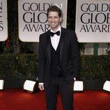 Matthew Morrison en los Globos de Oro 2012
