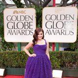 Ariel Winter en los Globos de Oro 2012