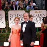 Kelsey Grammer en los Globos de Oro 2012