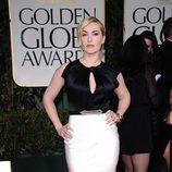 Kate Winslet en los Globos de Oro 2012
