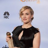 Kate Winslet, Globo de Oro 2012 por 'Mildred Pierce'