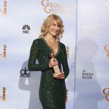 Laura Dern, Globo de Oro 2012 por 'Enlightened'
