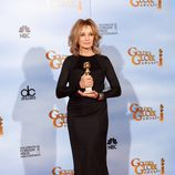 Jessica Lange, Globo de Oro 2012 por 'American Horror Story'
