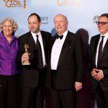'Downton Abbey', Globo de Oro 2012 a la Mejor Miniserie