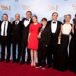 'Homeland', Globo de Oro 2012 a la Mejor Serie de Drama y Mejor Actriz