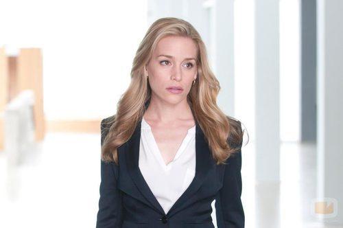 Piper Perabo en la segunda de temporada de 'Covert Affairs'