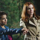 Eva Longoria y Marcia Cross en 'Mujeres desesperadas'