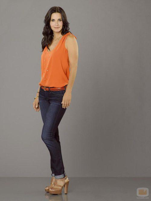 Courtney Cox es Jules Cobb en 'Cougar Town'