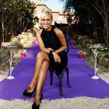 Luján Argüelles, presentadora de '¿Quién quiere casarse con mi hijo?'