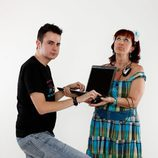 Daniel y Pilar en '¿Quién quiere casarse con mi hijo?'