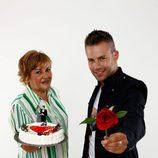 Luis Ángel y Mari Carmen en '¿Quién quiere casarse con mi hijo?'