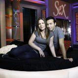 Christel y Pablo de 'Sex academy'