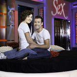 Vanessa y Mario, de 'Sex academy'