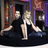 Patricia y Javier, concursantes del nuevo programa de Cuatro