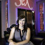 Marian Frías, conductora de 'Sex academy'