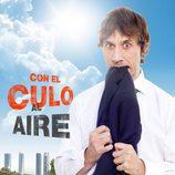 Raúl Fernández como Ángel en la comedia 'Con el culo al aire'