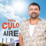 Paco Tous es Tino en la serie de Antena 3 'Con el culo al aire'